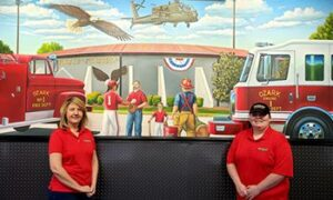 Local Husband and Wife Restaurateurs Open First Firehouse Subs in Ozark
