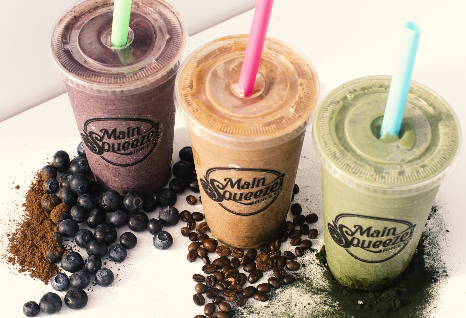 Main Squeeze Juice Co. Opens First-of-its-kind Location in Cypress