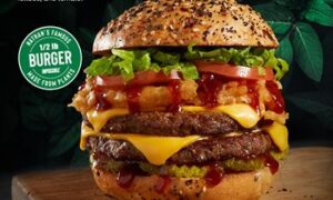 Nathan's Famous Launches Brand's First Gourmet Hamburger Patty Made From Plants From Impossible Foods