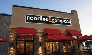 Noodles & Company Unveils Multi-Unit Franchise Growth Initiative