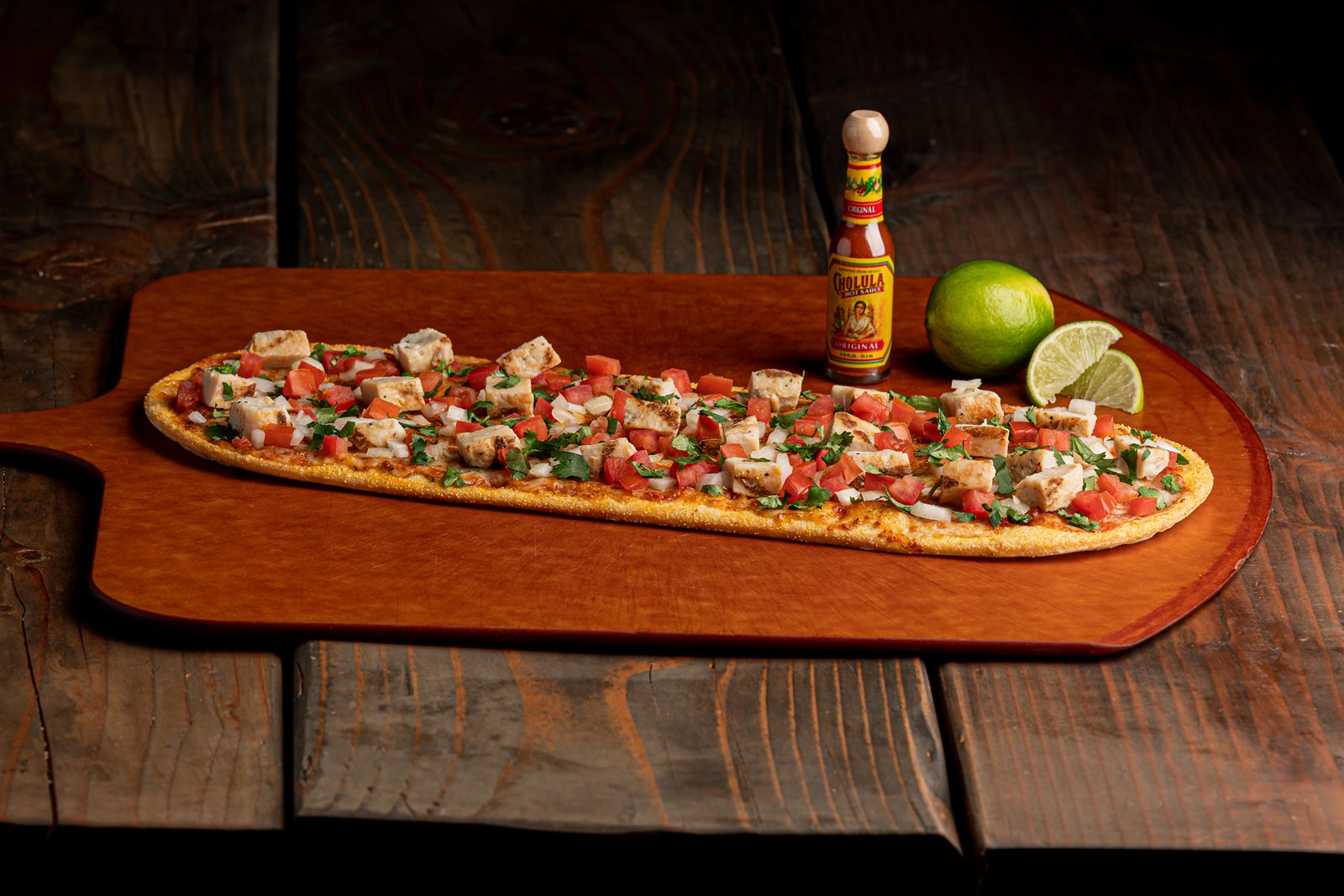 Pizza Guys Rolls Out New Street Taco Flatbread