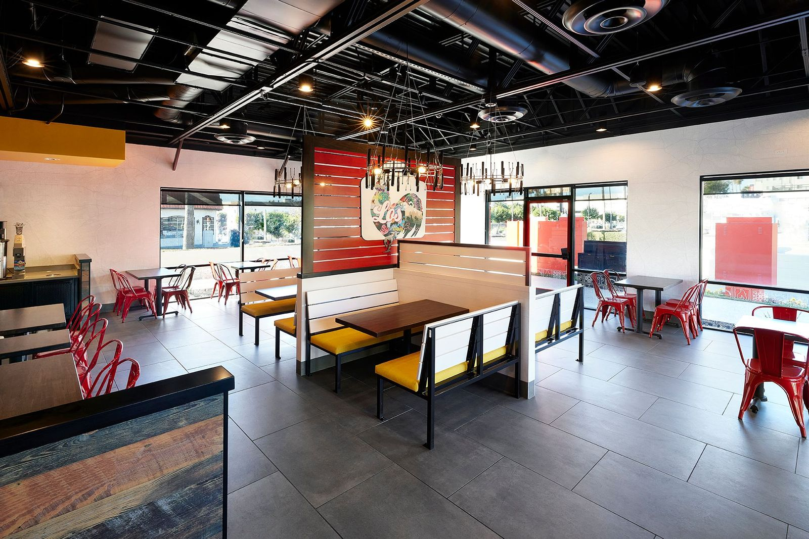 El Pollo Loco Remodels First Three Restaurants with New L.A. Mex Design