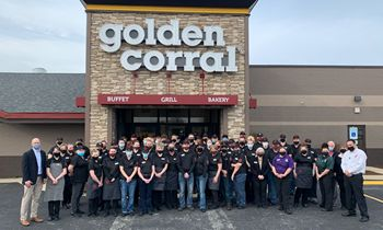 Golden Corral Celebrates Grand Opening of First Effingham Restaurant