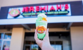 Jeremiah's Italian Ice to Open First Houston Area Location