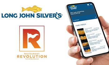 Long John Silver's Taps Revolution for Digital Ordering Platform
