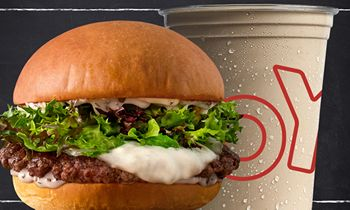 MOOYAH Burgers, Fries & Shakes Launches New Bistro Burger and Coffee Shake LTO on March 1