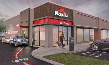 Pizza Hut Launches The Hut Lane — A Digital-First Carryout Option