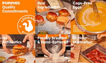 Popeyes Announces New Quality & Sustainability Commitments