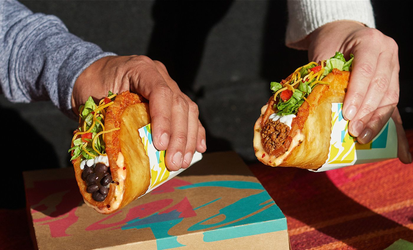 Taco Bell Brings Back One Of Its Most Iconic Limited-Time Offers: The Quesalupa