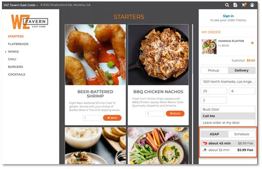 Waitbusters Expands Its Delivery Options Through Integration With DoorDash Drive