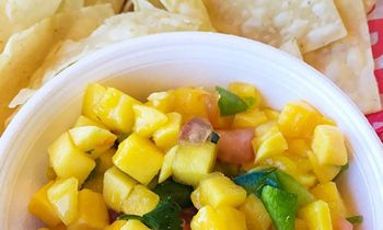 Barberitos Serves Up its Sweet Mango Salsa this Spring and Summer