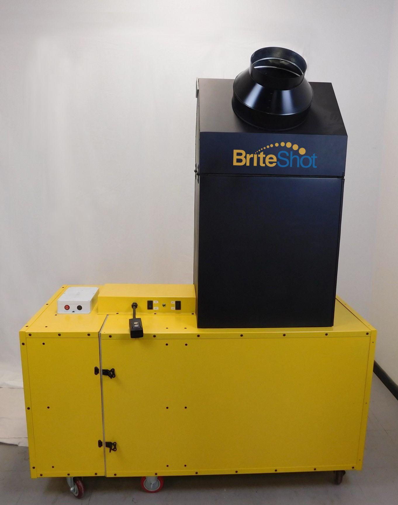 BriteShot Announces COVID-19 Decontamination Products