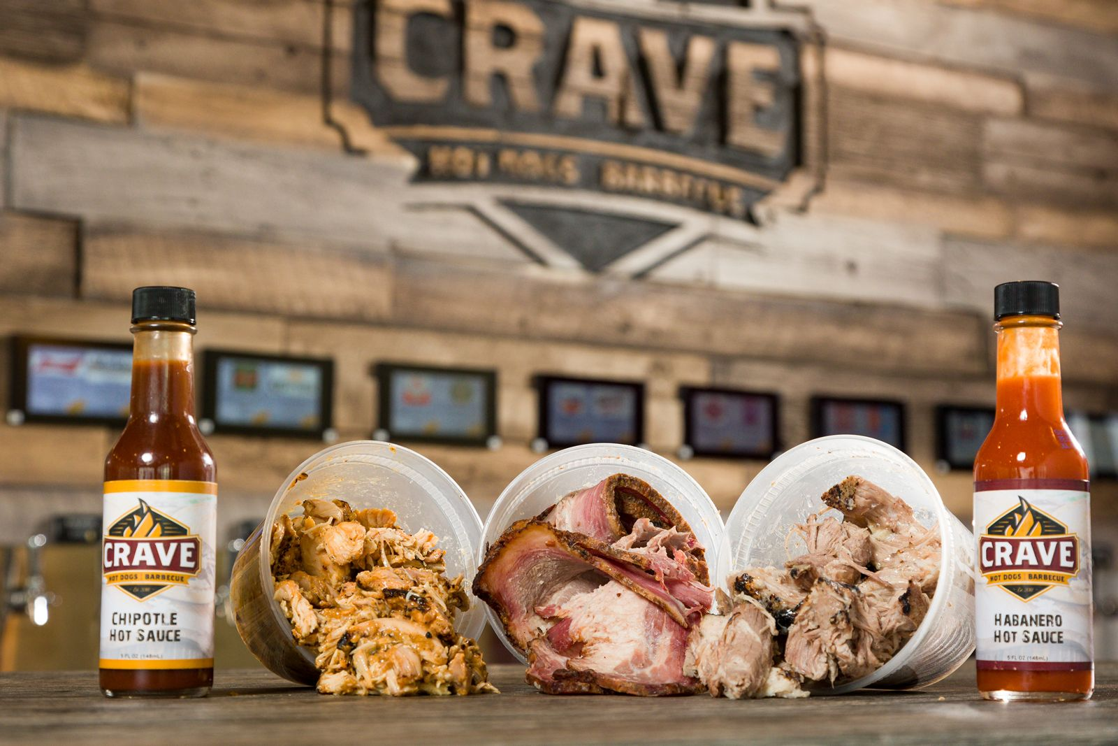 Crave Hot Dogs and BBQ Comes to Nashville, TN!