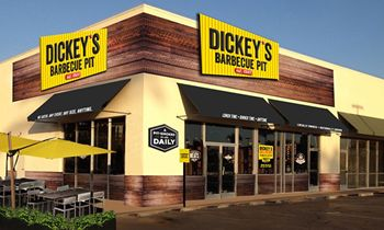 Dickey's Barbecue Pit Hosts National Armed Forces Franchise Fee Voucher Giveaway