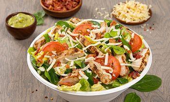 Donatos Adds Green Goddess Salad to Menu