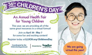 Farmer Boys to Sponsor Loma Linda University Children's Hospital Virtual Children's Day Event for Ninth Year