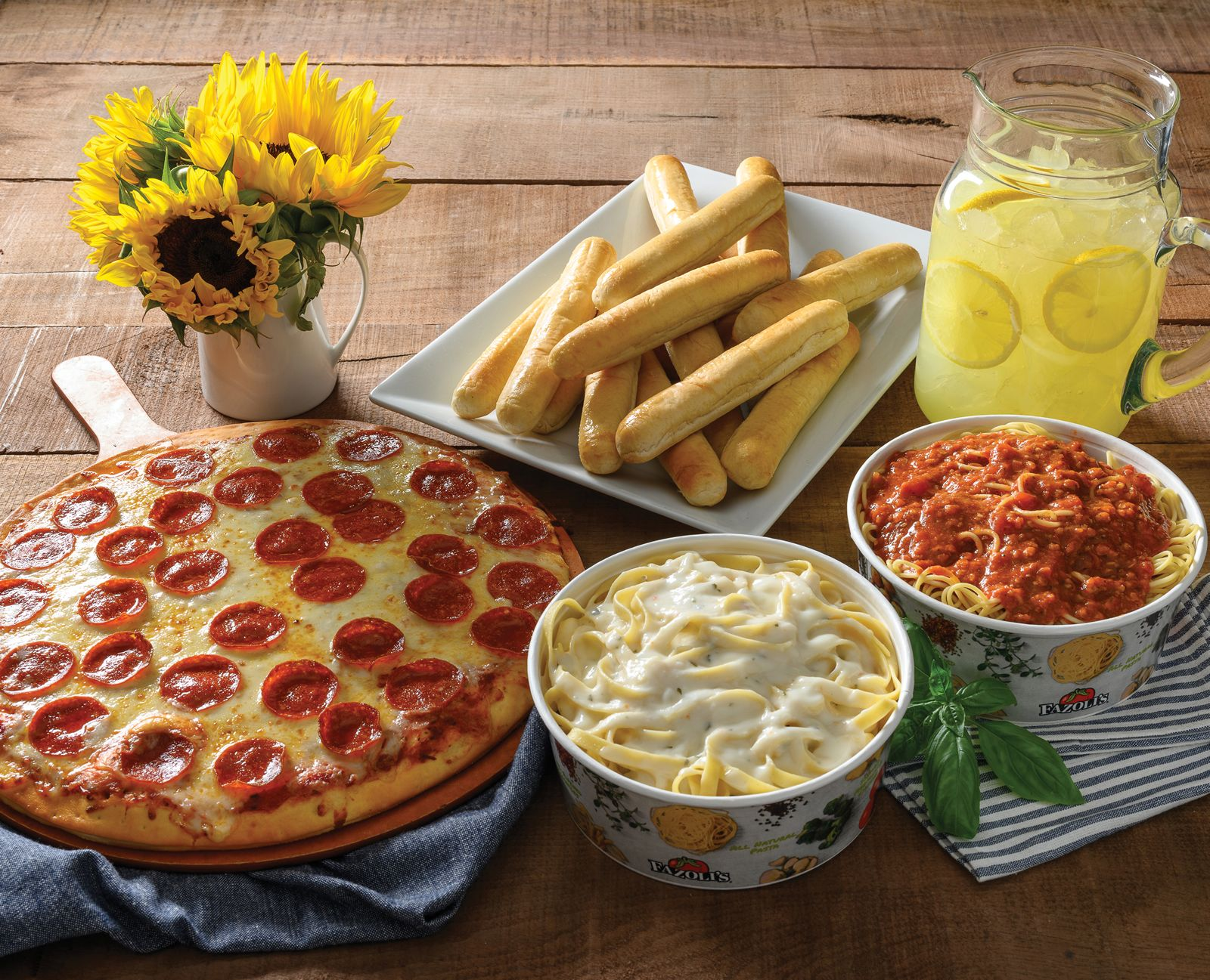 Fazoli's Achieves Most Successful Quarter in History, Breaks Over 200 Weekly Sales Records