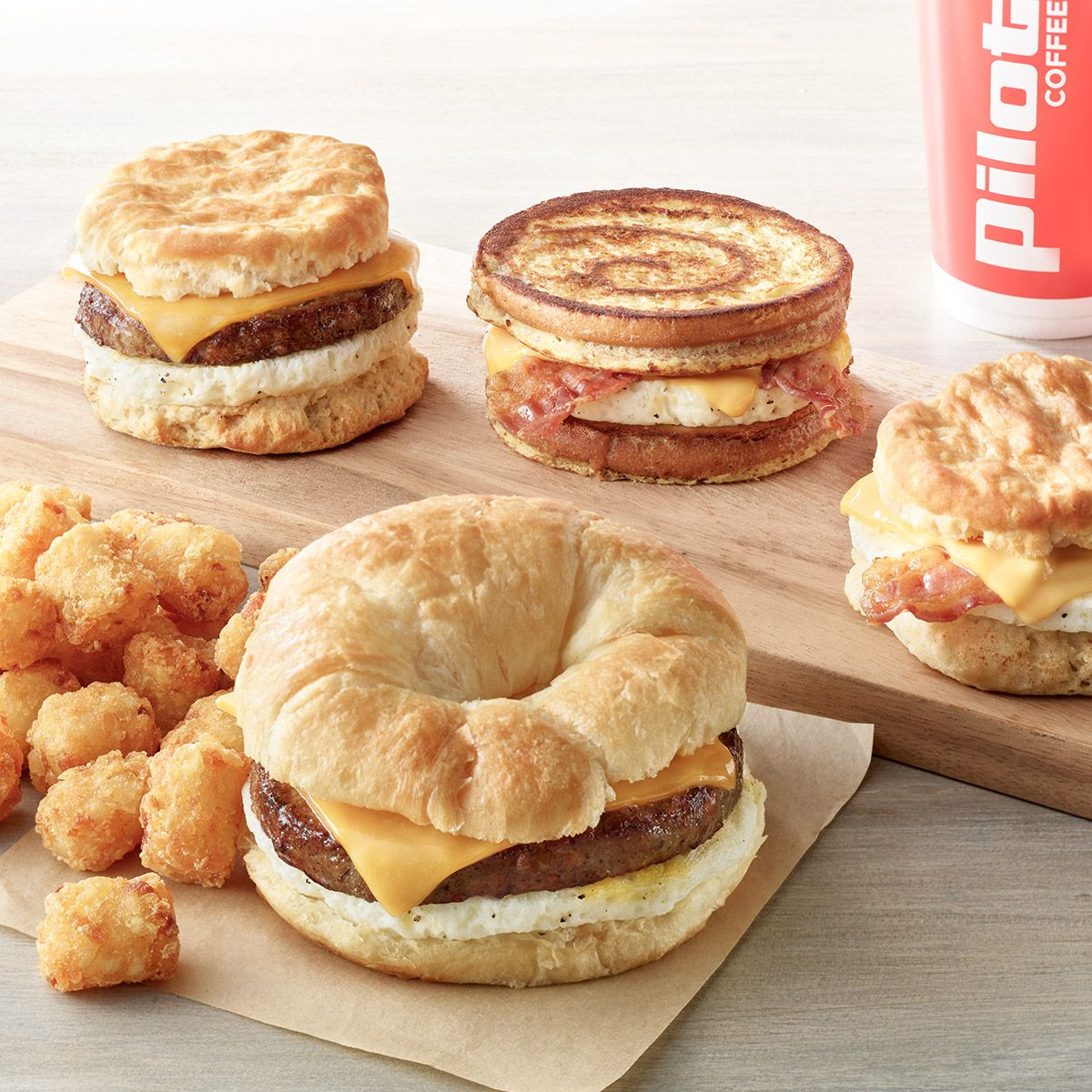 Pilot Flying J Introduces New Breakfast Sandwiches Worth Stopping For