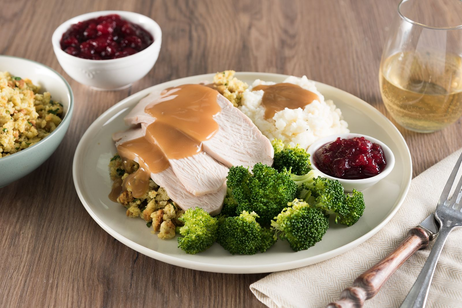 TooJay's Deli Traditional Turkey Dinner
