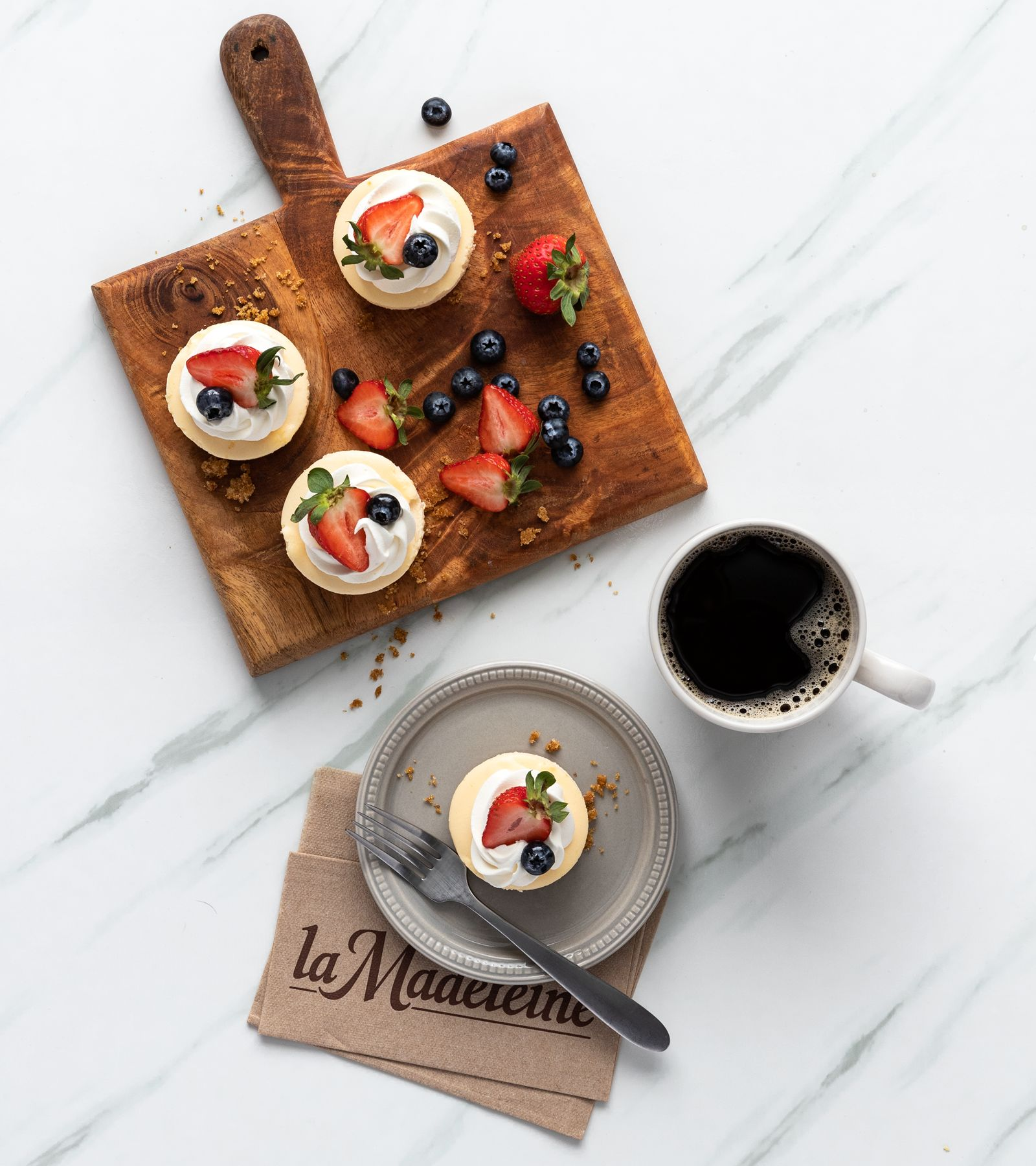 la Madeleine Embraces Spring's Arrival with Debut of New Seasonal Offerings