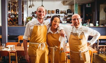 318 California Restaurants Receive Grant + Expert Help to Build Resilience