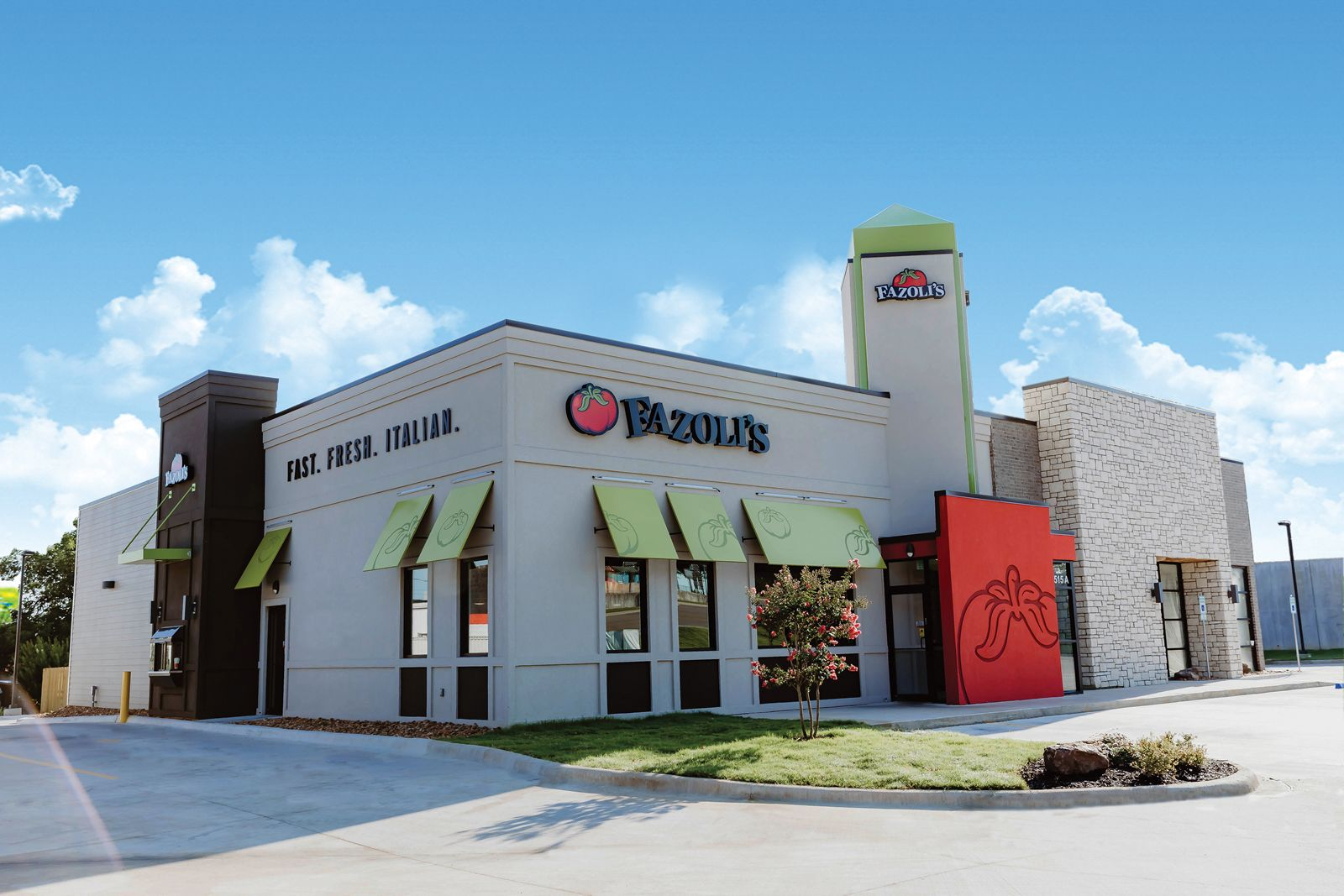 Fazoli's Posts Another Astounding Period with April Sales Yielding 60% Increase YOY and 26% Increase Over 2019