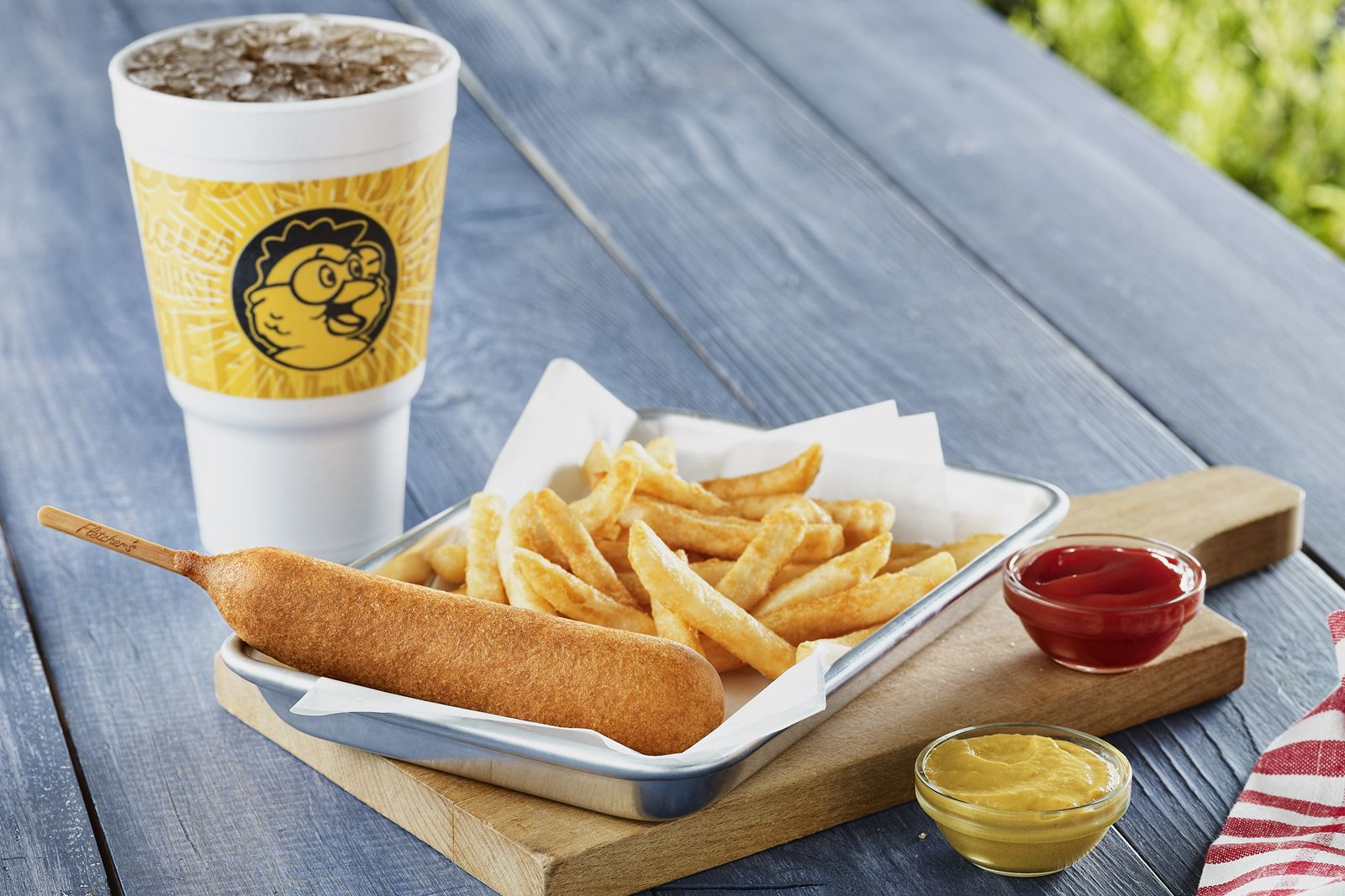 It Is Not Over Yet: Golden Chick and Fletcher's Original Corny Dogs Are Back