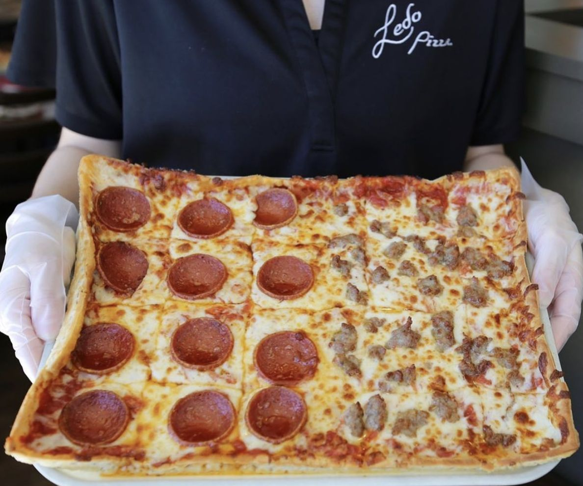 Ledo Pizza is Giving Away the Ultimate Celebration This National Pizza Party Day