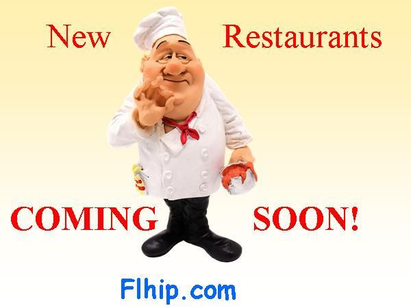 New Restaurant Openings Increase Weekly Across the US!