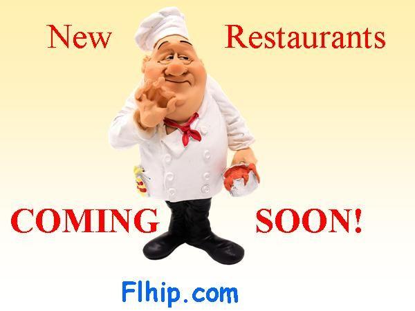 Plenty of New Restaurants Opening Around the Country!