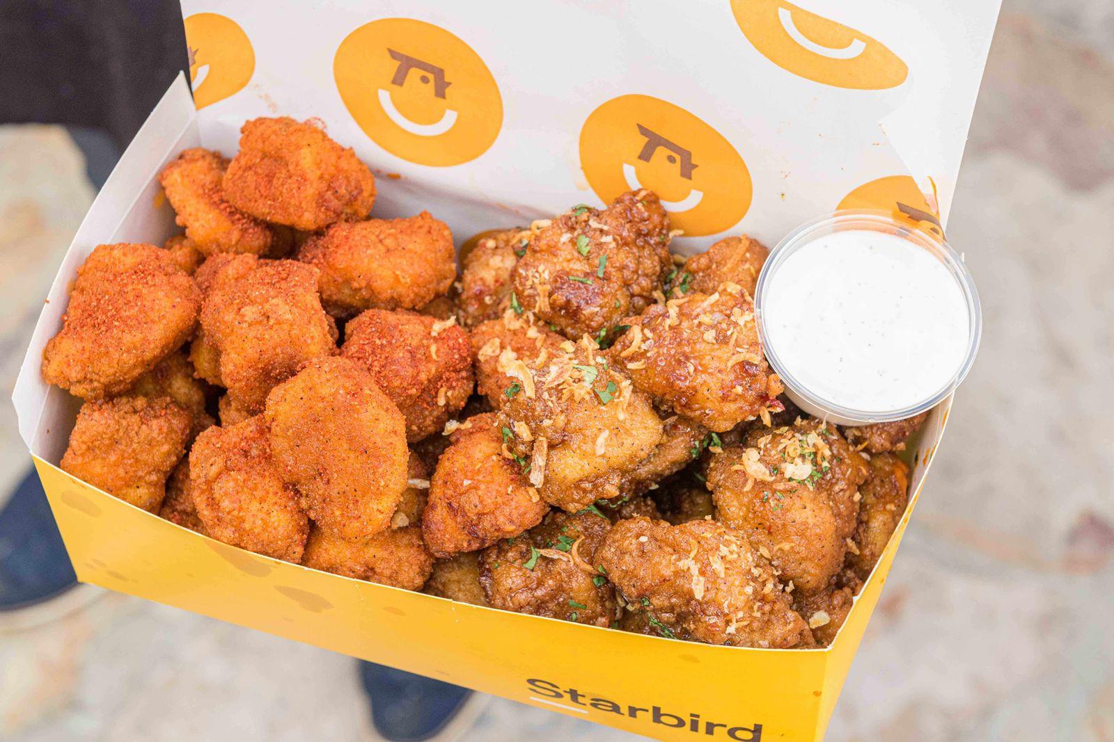 Starbird Chicken Opens Ninth Location in San Francisco Bay Area