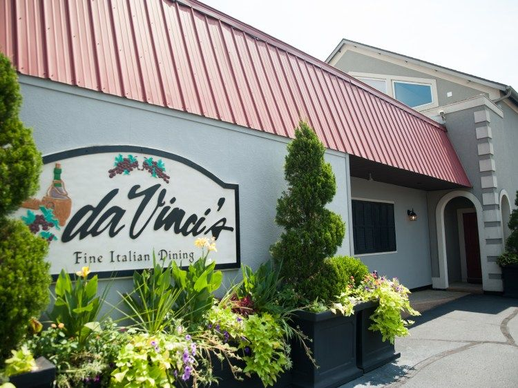 da Vinci's - Williamstown, West Virginia's Fine Italian Dining Gem Wins the People's Vote For the Mid-Ohio Valley's Most-Coveted Annual Award: Best Overall Restaurant