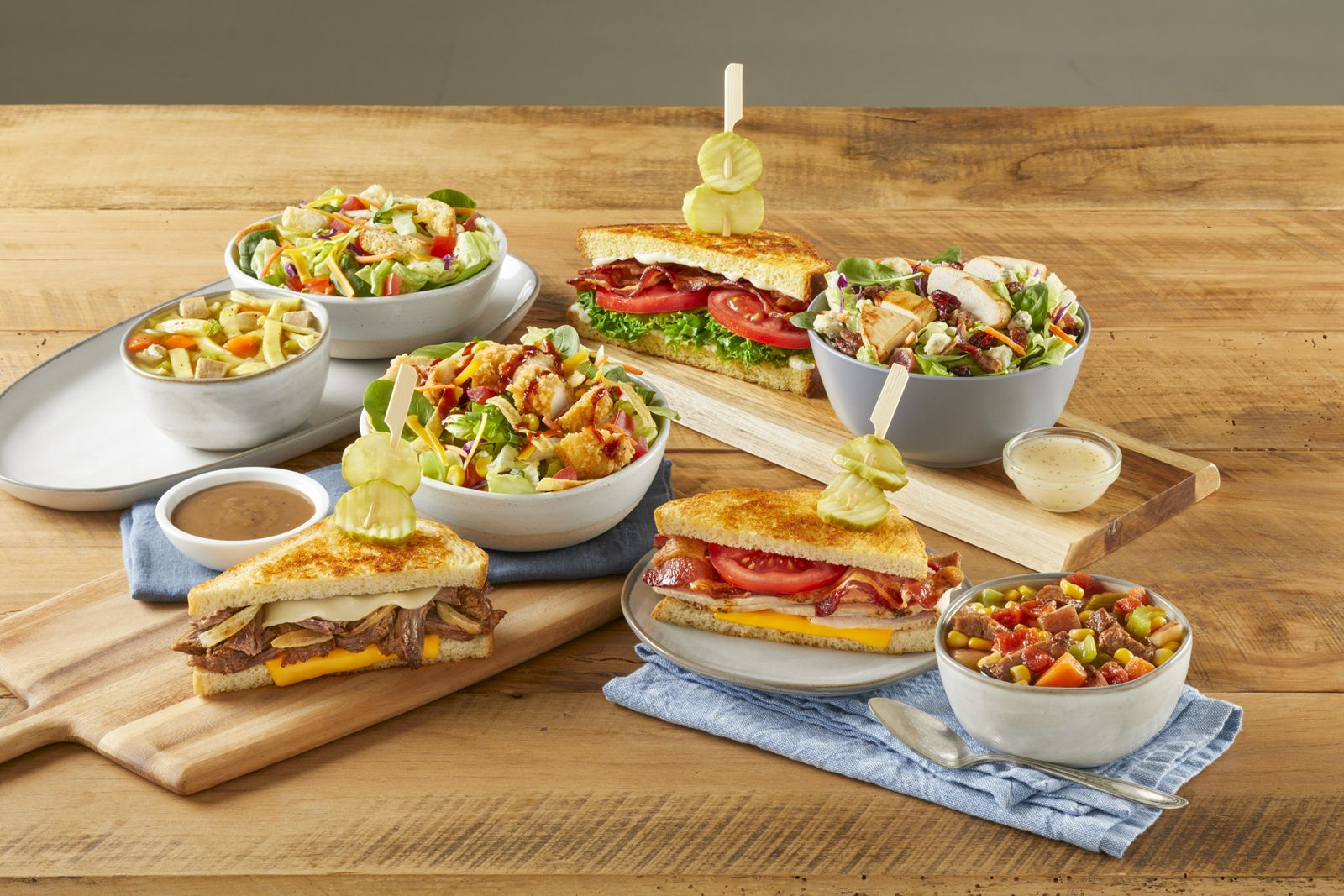 Bob Evans Restaurants Introduces New Pick 2 Combos for Lunch