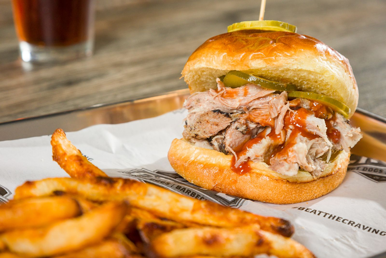 Crave Hot Dogs and BBQ Enters Shreveport, LA