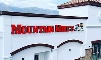 Mountain Mike's Pizza Arrives in Upland