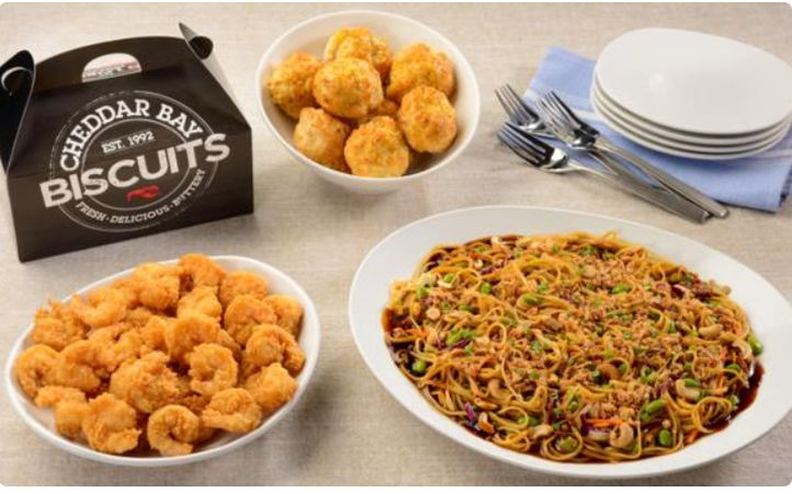 Red Lobster Family Meal Deal