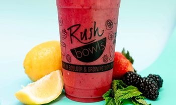 Rush Bowls Announces Return of the Summer Mojo Smoothie