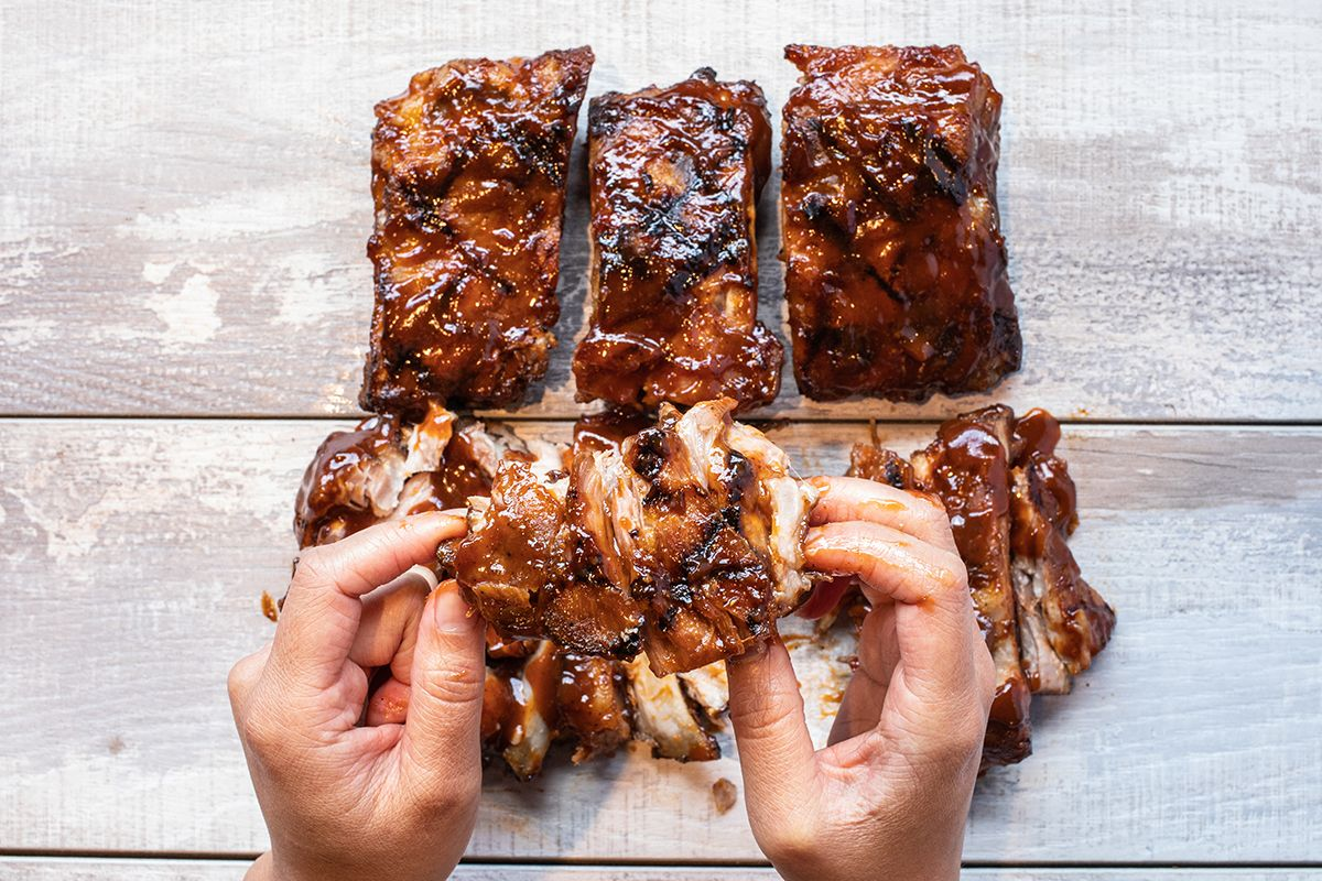 SPB Hospitality Smokes Competitors with the Debut of its New Virtual Barbecue Brand