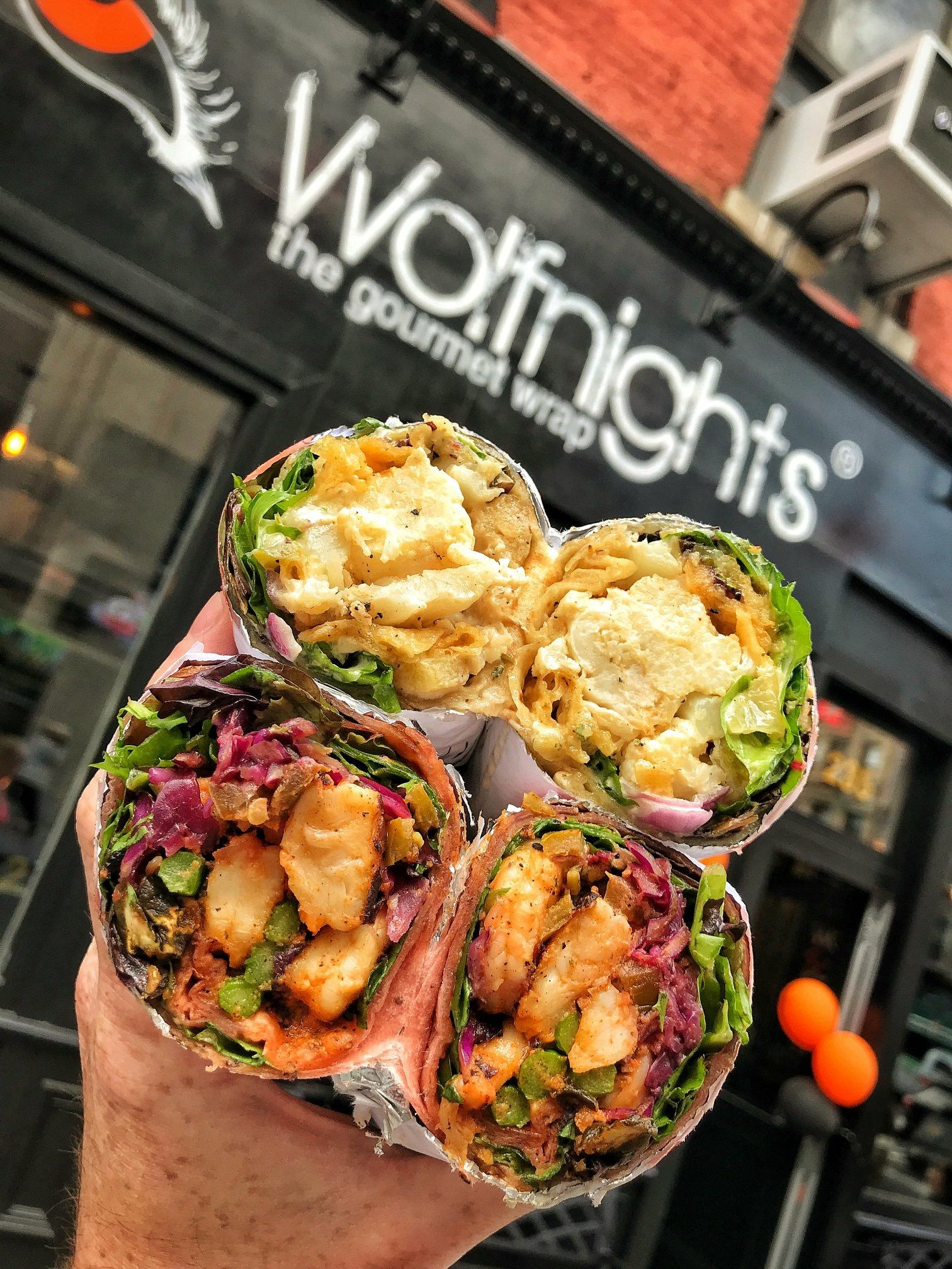 Wolfnights Opens on the Upper West Side, Confirming Its Status as New York Fast Casual Royalty