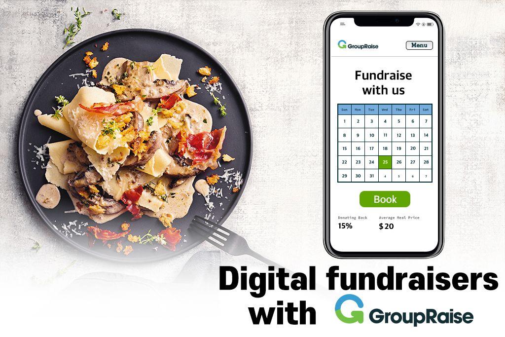 Digital Fundraisers Revive Restaurant Sales Amid Pandemic