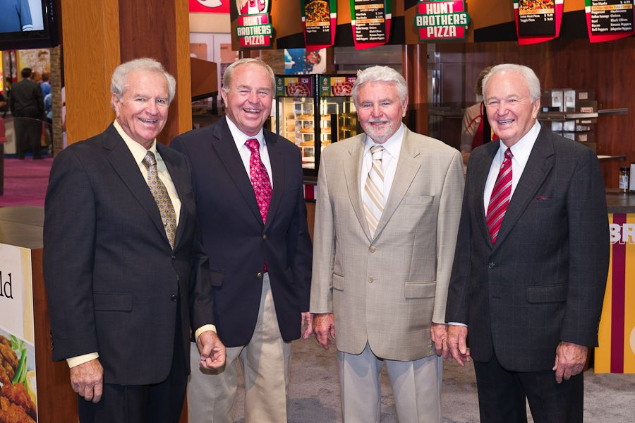 Hunt Brothers Pizza Celebrates 30-Years in Business & 8,000th Store Milestone