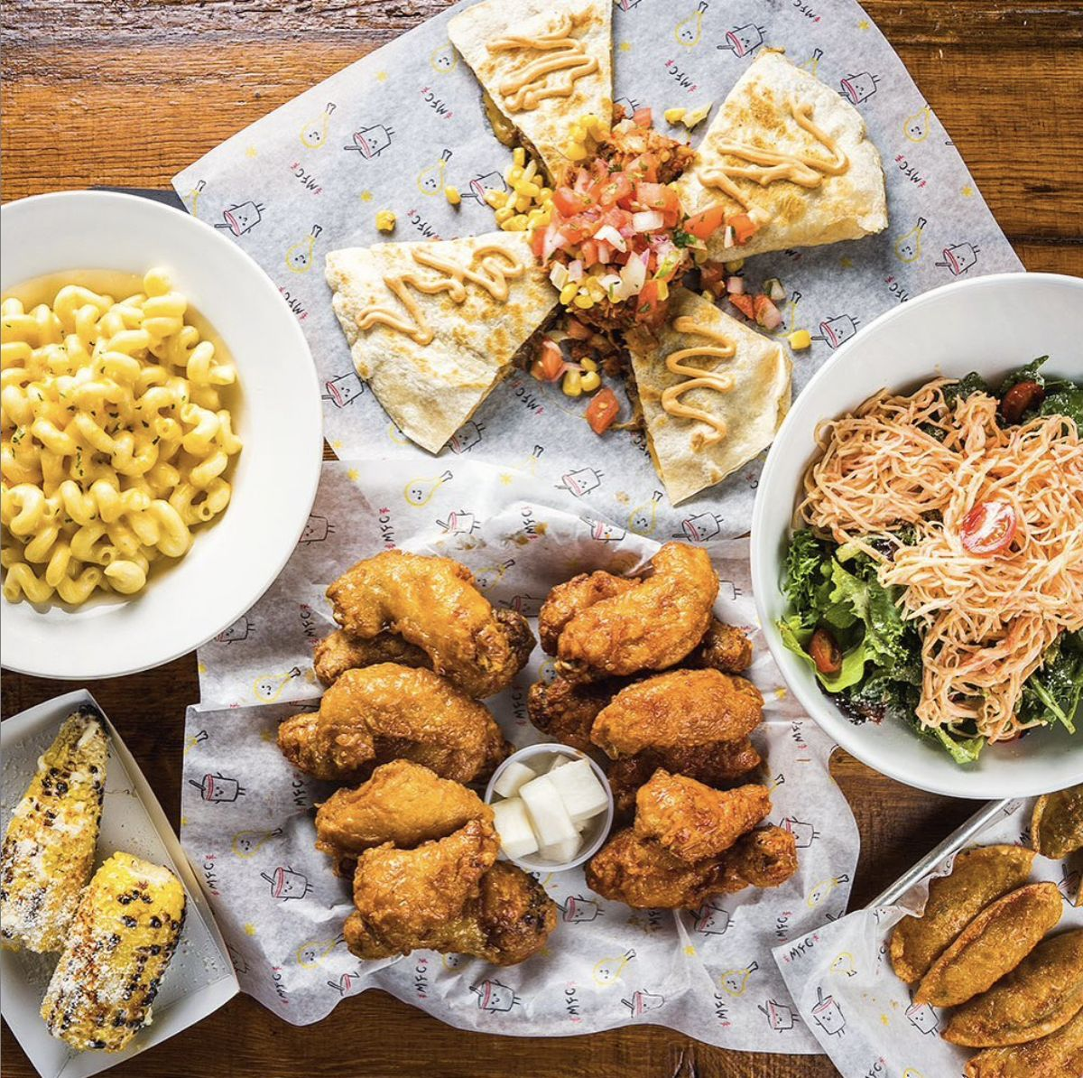 Mad for Chicken Makes its Highly Anticipated Texas Debut in Downtown McKinney