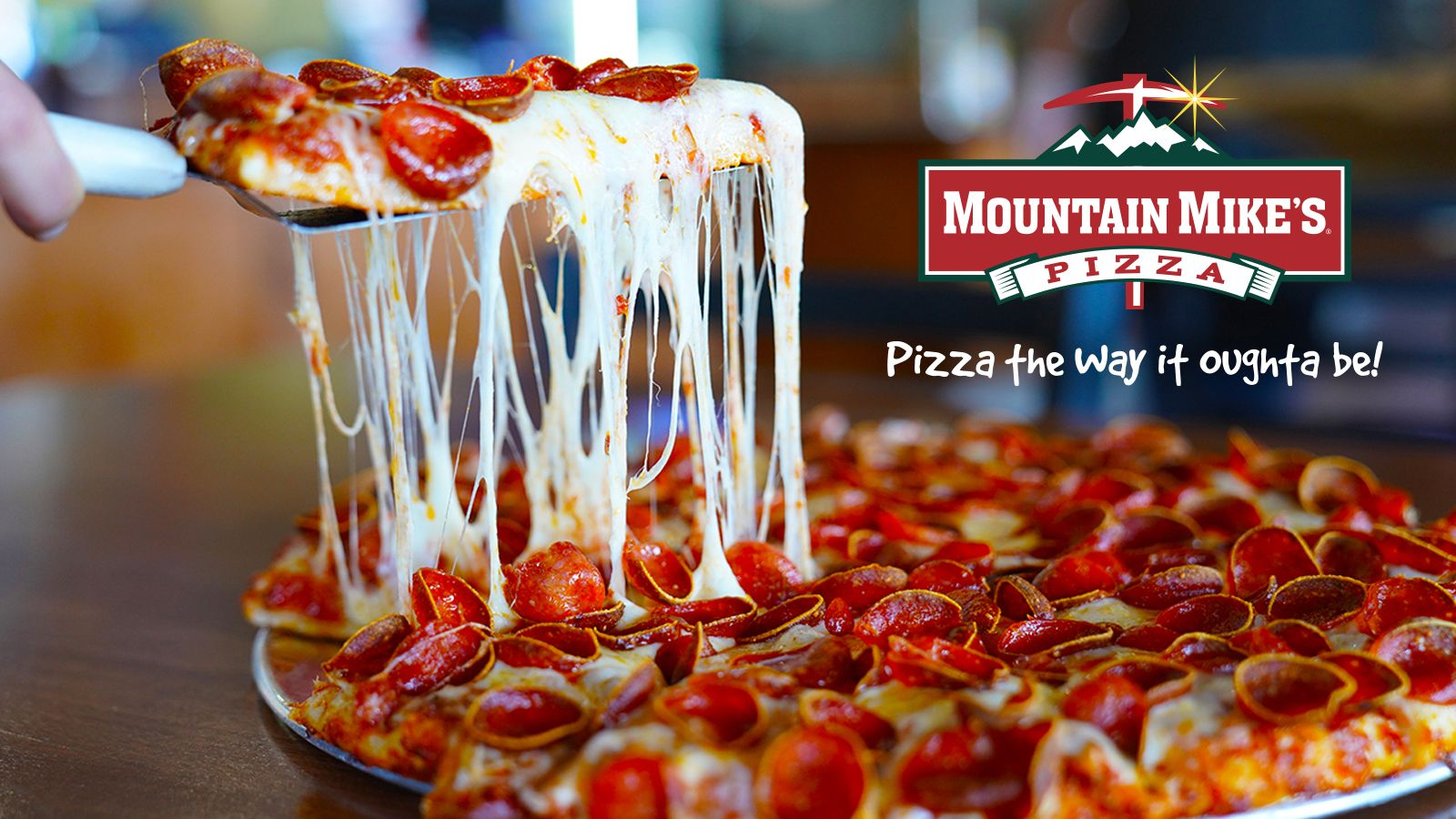 Mountain Mike's Pizza Continues To Reach New Heights in 2021 as Q2 Same Store Sales Rise 16.4%