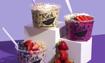 Rush Bowls Continues Rapid Expansion Plan as Demand Grows