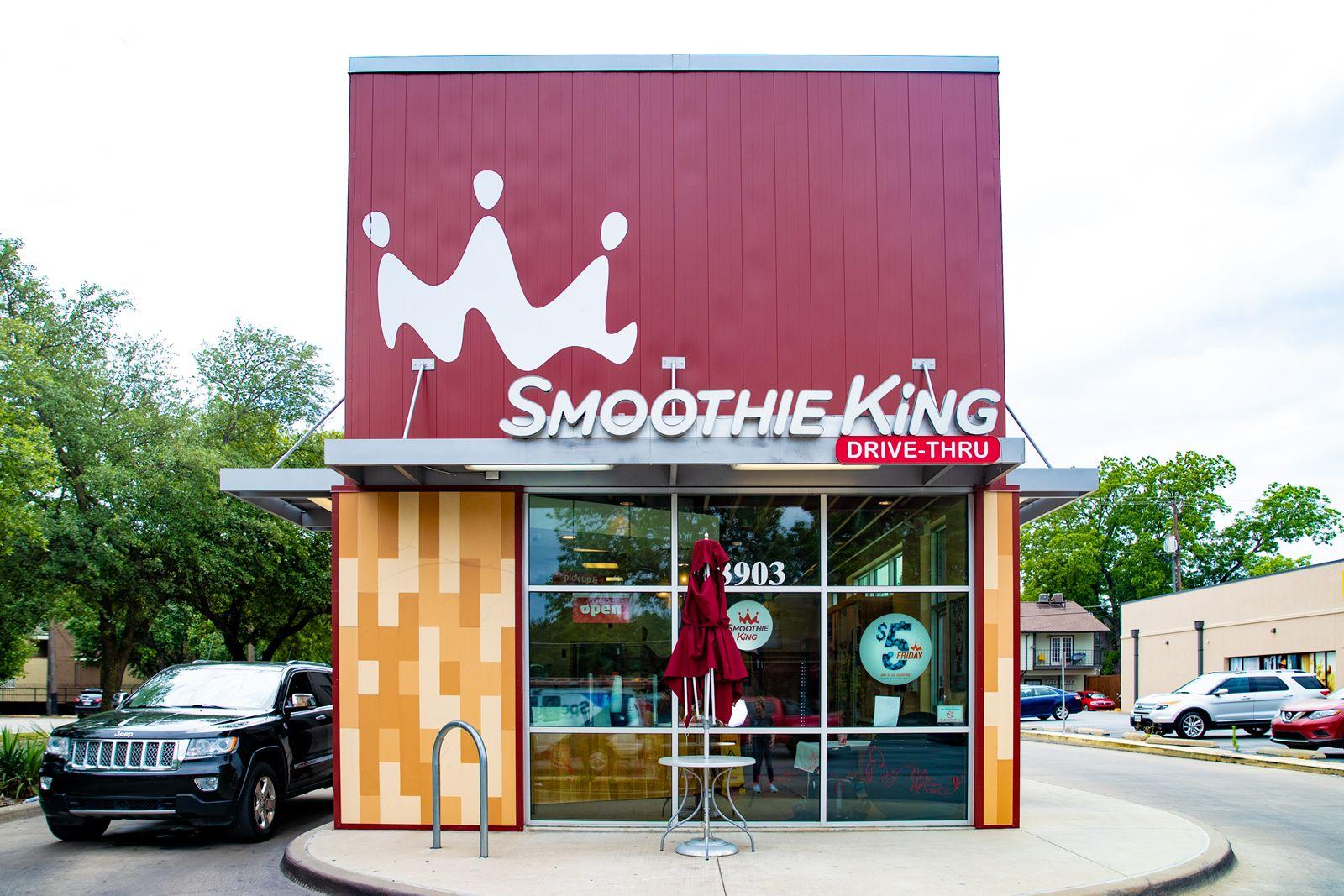 Smoothie King Achieves Stellar Growth in First Half of 2021