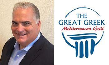 The Great Greek Mediterranean Grill Appoints Bob Andersen as Brand President