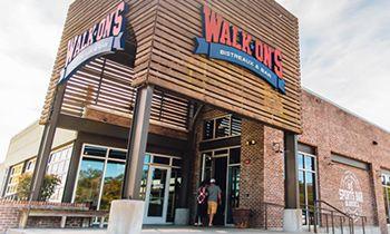 Walk-On's Celebrates Grand Opening of First Hammond Restaurant