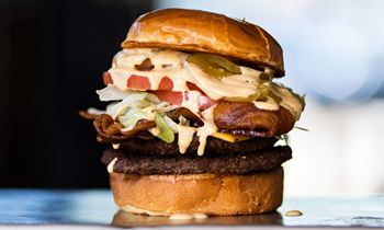 Celebrate Back-to-School Season with Big Deal Burger's New Special