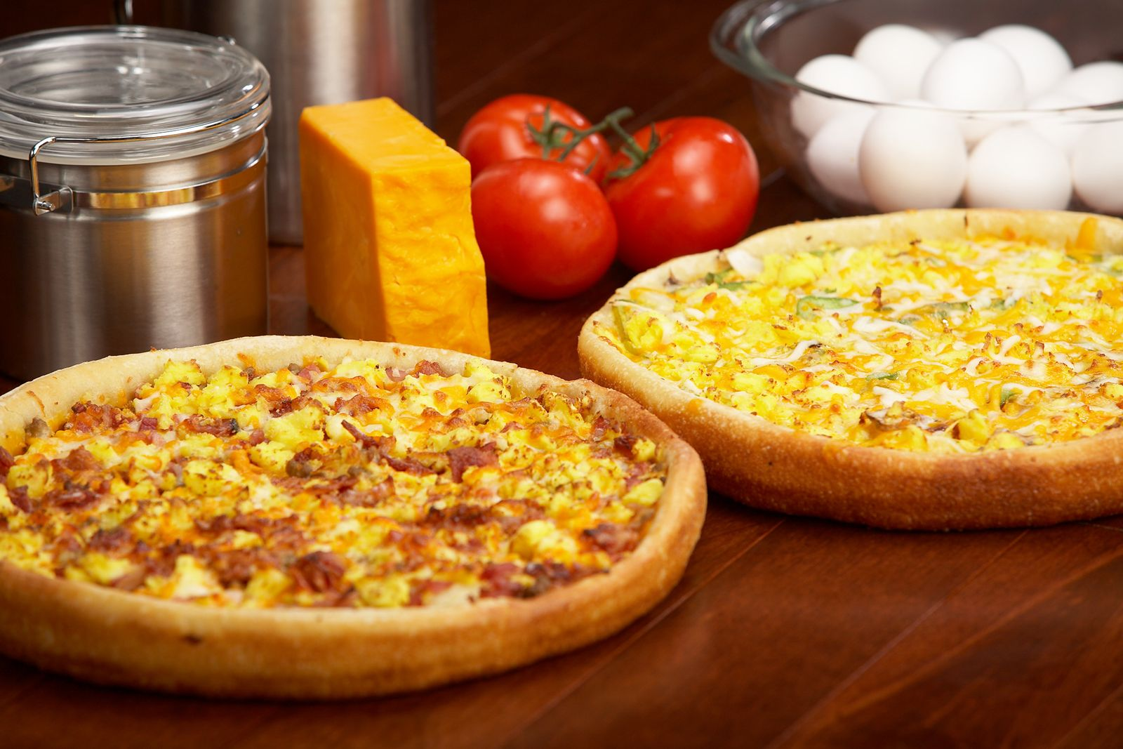 How Happy Joe's Pizza Is Carving Out A Slice from the Breakfast Pie