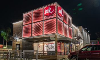 Jack in the Box Awards 16 Franchise Development Agreements To Open 64 New Restaurants